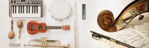 Nauka gry na instrumentach. Jaki wybrać pierwszy instrument?
